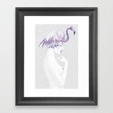 Dahlia 2 Framed Art Print