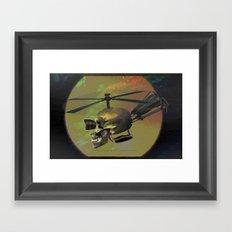 Magnus-Copter -007 Framed Art Print