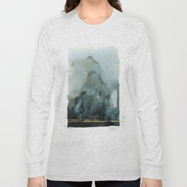 And so I rise Long Sleeve T-shirt