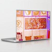 argentina Laptop & iPad Skins featuring Tango Buenos Aires, Argentina. by Alejandra Triana Muñoz (Alejandra Sweet