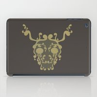 moose iPad Cases featuring Moose by avoid peril