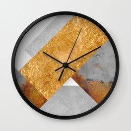 Modern Mountain No6-P3 Wall Clock