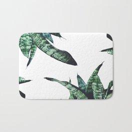Trippy Tropical Bath Mat
