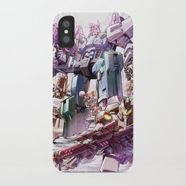 Overlord & Kaon (AU story) iPhone Case