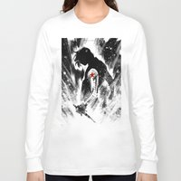 storm Long Sleeve T-shirts featuring storm by axeeeee