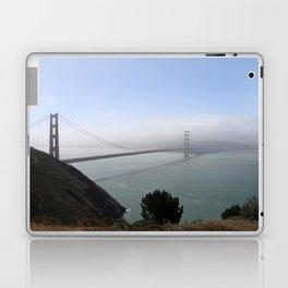 The Golden Gate Bridge Laptop & iPad Skin