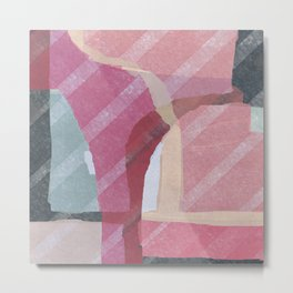 Abstract background 85 Metal Print