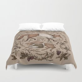 Tricksters Duvet Cover