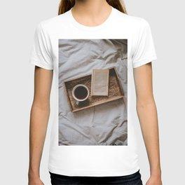 Coffee & Book T-shirt