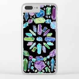 Crystal Bandana Cool Clear iPhone Case