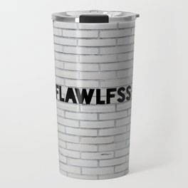 FLAWLFSS Travel Mug