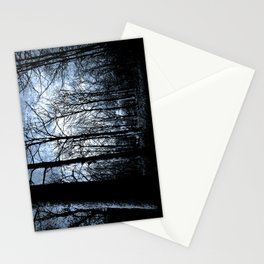 The Haunted Wood  Stationery Cards