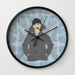 Seaman Wall Clock