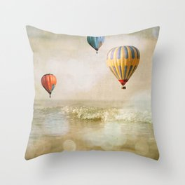 new tales 02 Throw Pillow