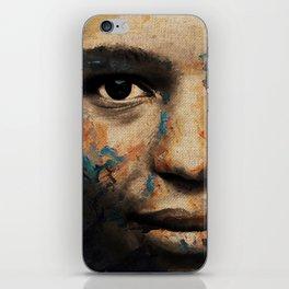 The Human Race 6 iPhone Skin