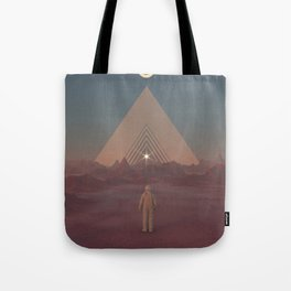 Lost Astronaut Series #01 - Enter the Void Tote Bag