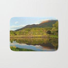 Reflections on Loch Etive Bath Mat