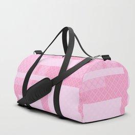 Pink pacifrc Duffle Bag