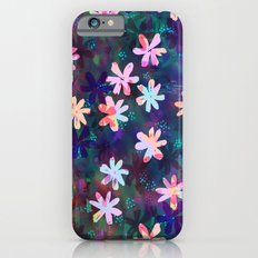 Montauk Daisy - Night Slim Case iPhone 6s