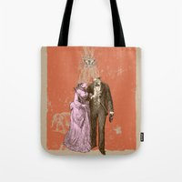 stucky Tote Bags featuring Ágætis byrjun by Shawn Stucky