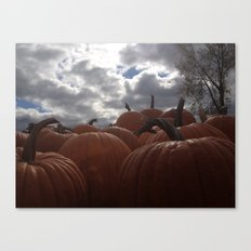 Haunting Season Canvas Print