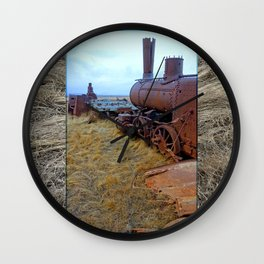 Galloper Wall Clock