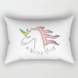 You are enough! Rectangular Pillow