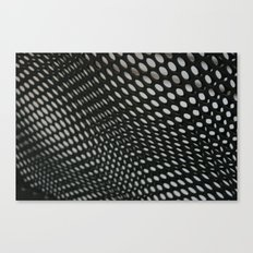 perforation 3 Canvas Print