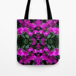 AWESOME AMETHYST PURPLE BOUGAINVILLEA VINES Tote Bag
