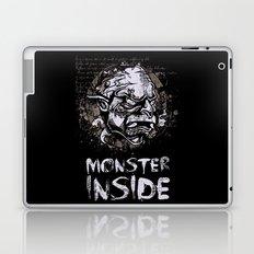 Monster Inside Laptop & iPad Skin
