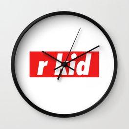 RKID Wall Clock