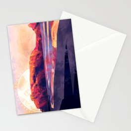 Table Mountain Africa Stationery Cards