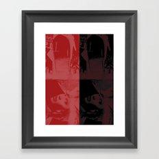 In Tact Framed Art Print