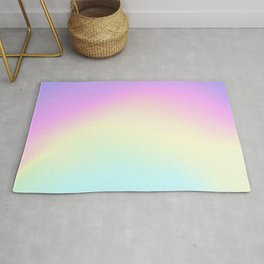 Holographic Texture #1 Rug
