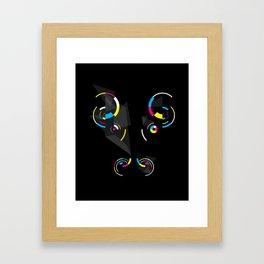 Baffle Them With Bull Framed Art Print