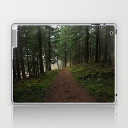 Take the fox's path - Scotland Laptop & iPad Skin