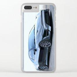 Mitsubishi Eclipse Artrace custom. Clear iPhone Case