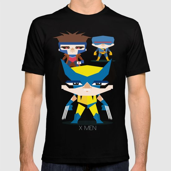 X Men fan art T-shirt