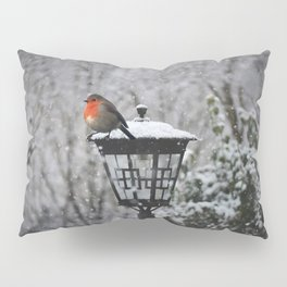 The Prince of Winter Pillow Sham