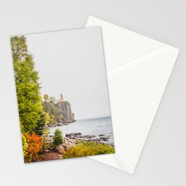 Split Rock Lighthouse, Minnesota 15 Stationery Cards