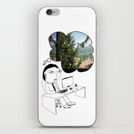 Pod Daze - Ah, Italia! iPhone Skin