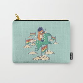 Over The Rainbow Carry-All Pouch