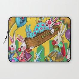 Bunny Slumber Halloween party Laptop Sleeve