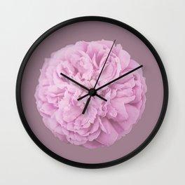 Camellia Wall Clock