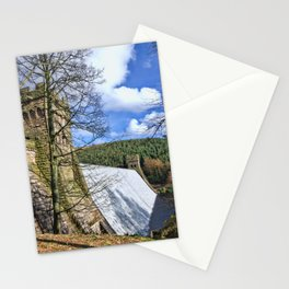 Howden dam Stationery Cards