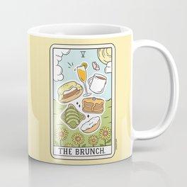 Brunch Reading Coffee Mug