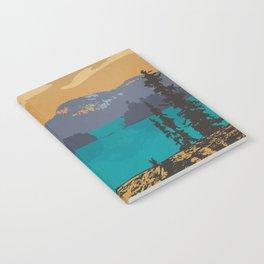 Killarney Park Poster Notebook