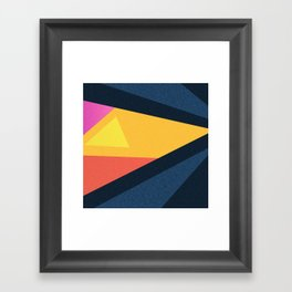 Incandescence  Framed Art Print