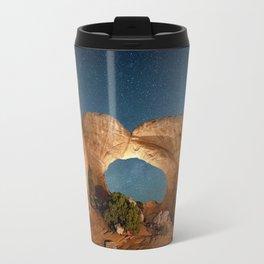 Brobroken Arch Night Sky Travel Mug