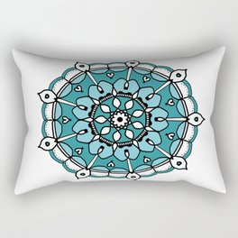 Mandala 4 Rectangular Pillow